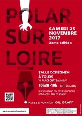 polar, salon, dédicace, Tours, Loire, Ockeghem